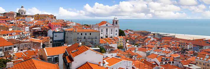 Alfama District Lisbon Portugal   GettyImages-691043889