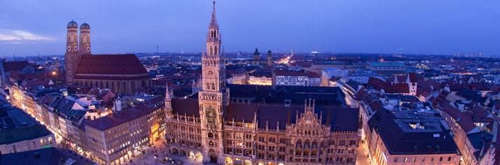 Munich Vacation Packages with Vacations by Marriott